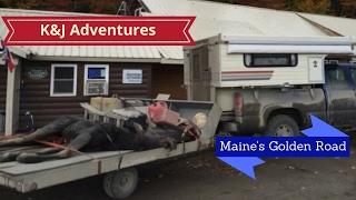 Golden Road - Maine USA