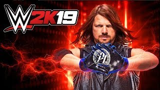 WWE 2k19 OFFICIALLY ANNOUNCED! AJ Styles Cover Star, NEW Game Mode + MORE!