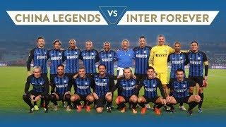 Inter Forever 2-1 China Legends