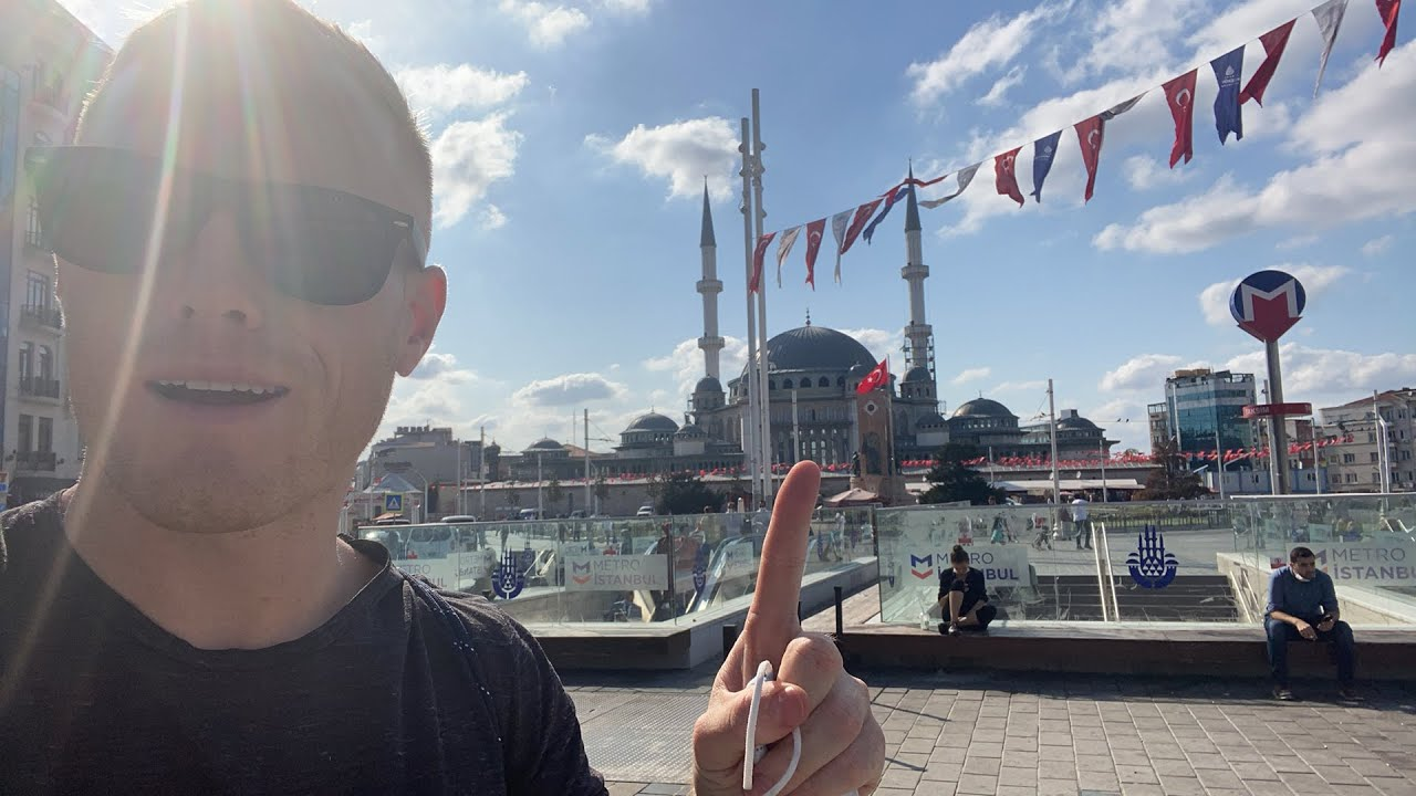 Back in Istanbul! ??