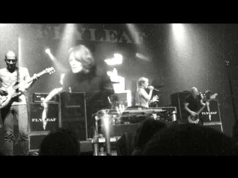 Flyleaf - Sorrow (Live) Music Video 2013