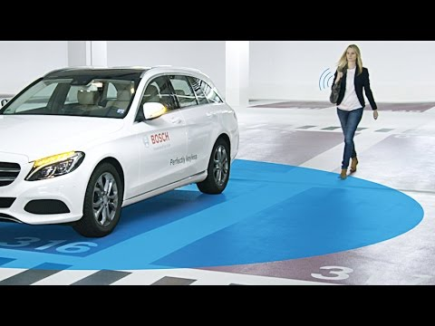 Bosch puts cybersecurity first at CES 2017 with keyless entry