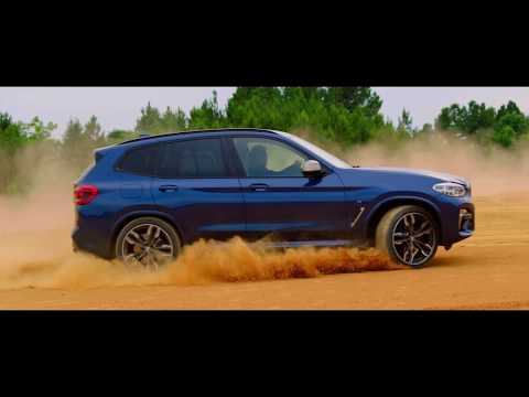 2018 BMW X3 - Offroad driving