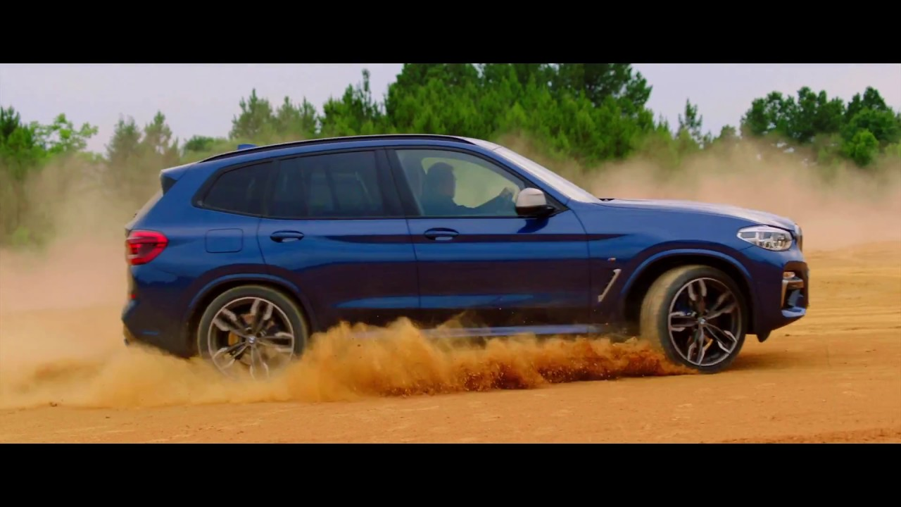2018 bmw x3 offroad driving youtube. Black Bedroom Furniture Sets. Home Design Ideas