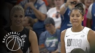 [WNBA] WNBA All Star Game 2018, Full Game Highlights, July 28, 2018