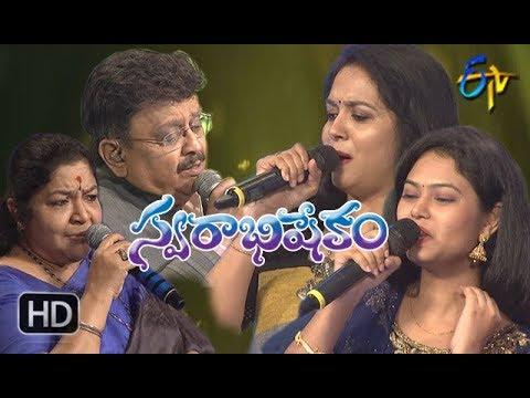 Swarabhishekam | 15th April 2018 | Full Episode | ETV Telugu