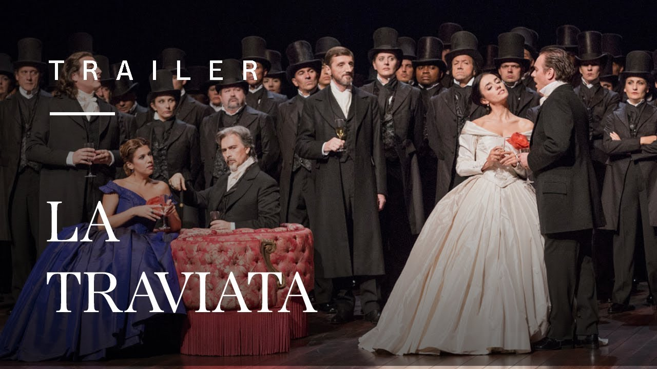 Full streaming Online Verdi: La Traviata !2018 Watch Free