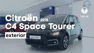 Citroën C4 Space Tourer - Exterior - Opinión/ Review - Trive