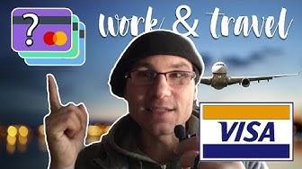 Beste kostenlose Kreditkarte für Work and Travel