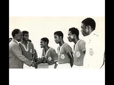 Ghanaian football in the 1950s & 60s