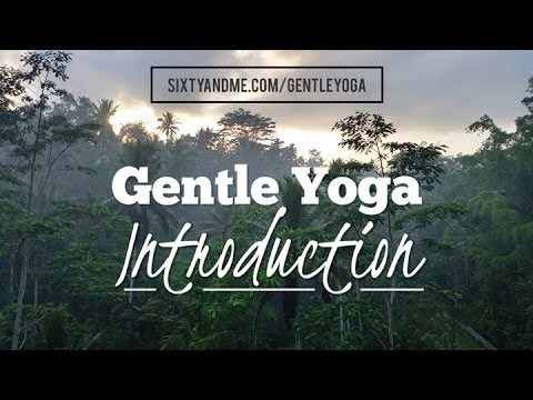 Gentle Yoga for Seniors - Start Your Yoga Journey Today