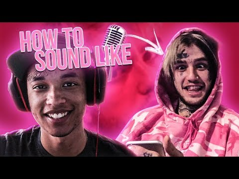Updated How To Sound Like Lil Peep! Audacity Tutorial!