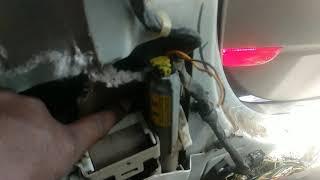 How To Fix  SRS Airbag light  Mahindra Xuv500 DTC code B10B3