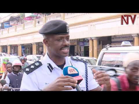 Kampala's Traffic Jam Is Getting Worse - Police