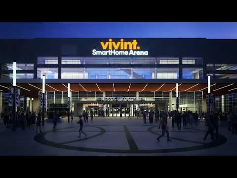 Vivint Smart Home Arena Renovation Animated Tour presented by Rocky Mountain Power