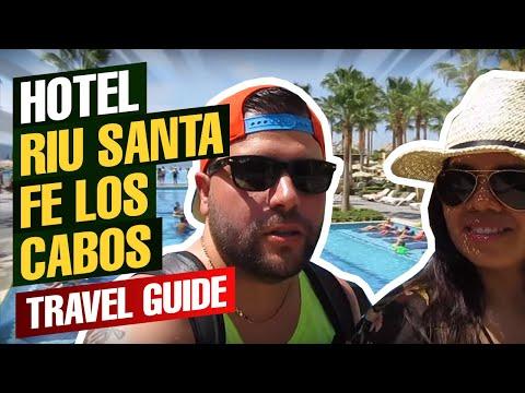 Hotel Riu Santa Fe Los Cabos Travel Guide