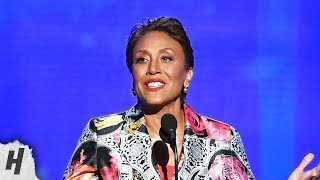 Robin Roberts - Sager Strong Award - 2019 NBA Awards