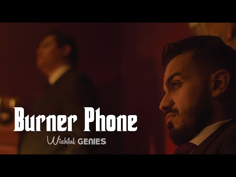 Burner Phone - New Mob Recruit Gets Old Device