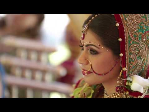 Kanika Jain & Atman Kadakia - Cinematic Hindu Highlights (Punjabi & Gujarati)