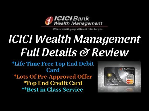 ICICI Bank Wealth Management Account Full Details & Review | My Account Opening Experience 🔥