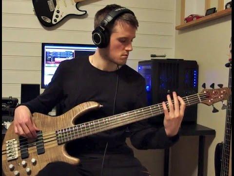 Linkin Park -  Hit The Floor (Bass cover)