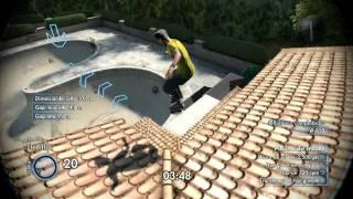 Skate 3 - Piscina de trucos ( Con trampas ) Español - Xbox 360
