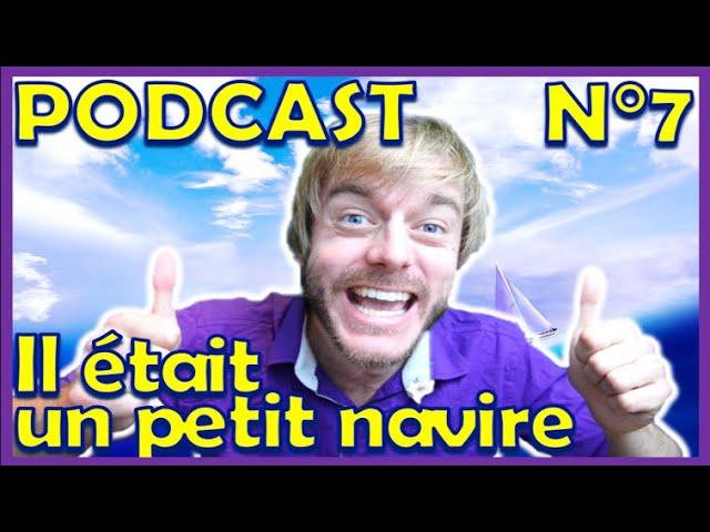 IL ÉTAIT UN PETIT NAVIRE - Cannibalisme et piété -  Simple podcast n°7 🎙