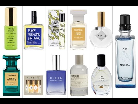 64ec5a7bec66f Top 10 Popular Perfumes for Women 2015 - YouTube