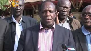 ODM Governors give party leader go ahead to seek more coalition partners