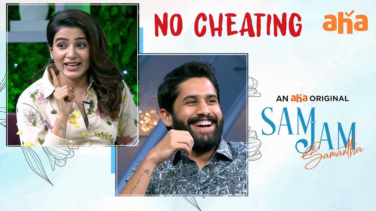Same time multiple girls tho flirt chesava? | Naga Chaitanya, Samantha | Sam Jam | Watch on aha