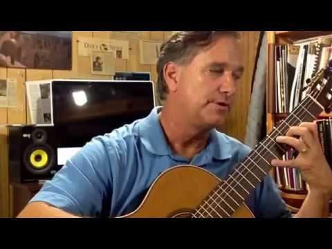 "Learning classical guitar, Afro Cuban "" Hunley guitar studio, Los Angeles, www.jameshunley"
