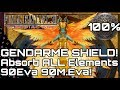 Final Fantasy XII Zodiac Age. Gendarme Shield! 100% Method & Excalibur location!