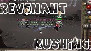 Rushing Rev Pkers | 100M+ Loot | OSRS