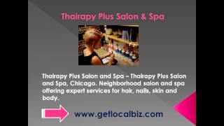 Thairapy Plus Salon and Spa - Thairapy Plus Salon and Spa, Chicago - Get Local Biz Thumbnail