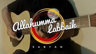 [1.62 MB] SABYAN - ALLAHUMMA LABBAIK (Guitar Instrumental) Cover The Superheru