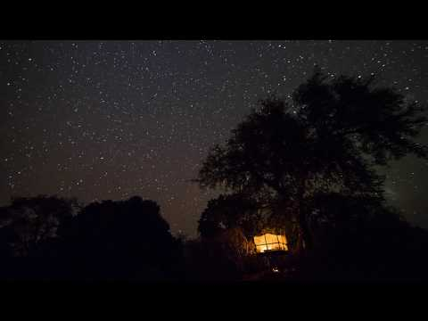 Timelapse Nightsky in Mana Pools