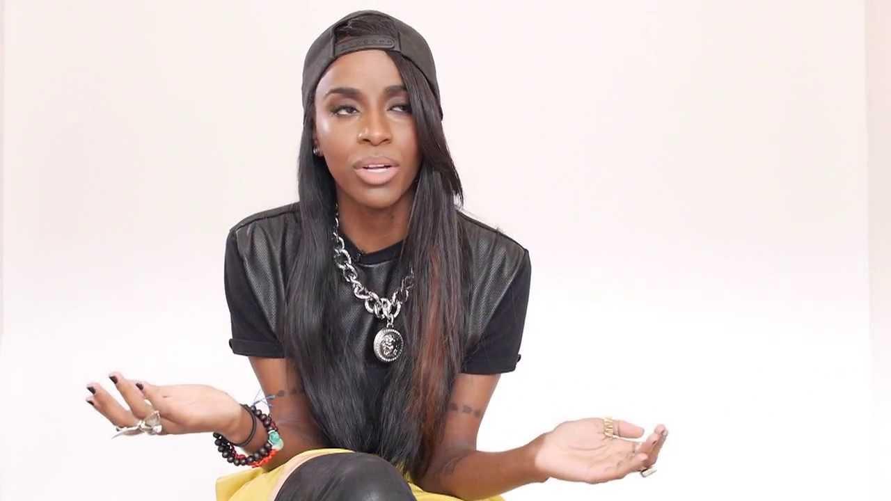 Angel Haze My New Album39s Definitely Not HipHop YouTube