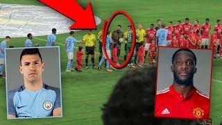 I GOT TO SEE AGUERO, LUKAKU, AND DRAKE! | Manchester City vs Manchester United