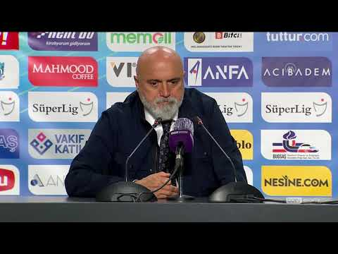 Hikmet Karaman: 'Niye 7 dakika?' demek... | Ankaragücü - Fenerbahçe : 1-2