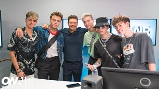 Why Don't We Talk Ed Sheeran-Penned Single 'What Am I' and More | On Air With Ryan Seacrest
