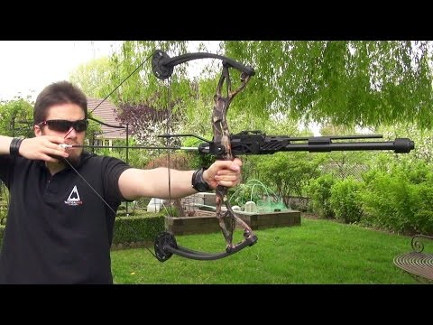 Airsoft bow MCI3D (prototype)