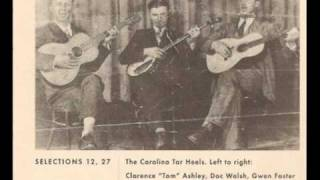 The Carolina Tar Heels-Farm Girl Blues