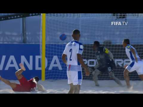 Match 6: Portugal v Panama - FIFA Beach Soccer World Cup 2017