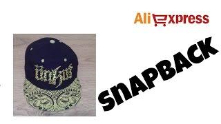 Обзор кепки Unkut SnapBack  с Aliexpress!