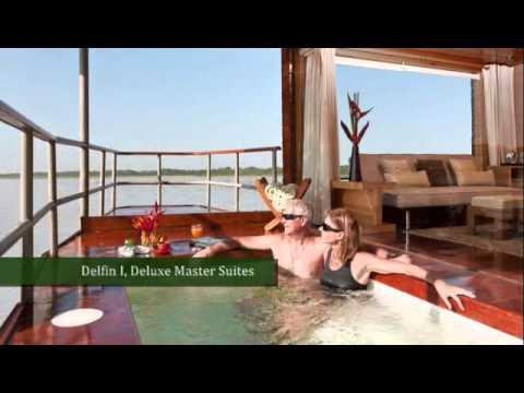 Delfin I & Delfin II - Luxury Amazon Cruises Peru by The Luxury Peru Travel Company