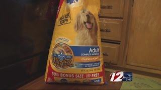 Pedigree responding to claims of 'wire-like' material in dog food