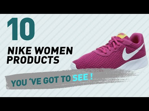 Nike Women Tanjun, Top 10 Collection // New & Popular 2017