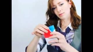 カードフラリッシャーとして有名な女性マジシャンエカテリーナも グレゴ...