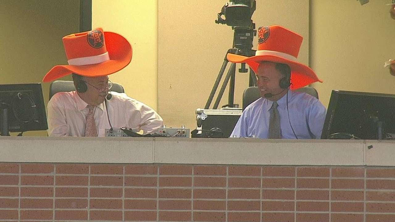 Red Sox announcers have fun with cowboy hats - YouTube 61baecfda49