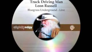 Truck Driving Man - Leon Russell